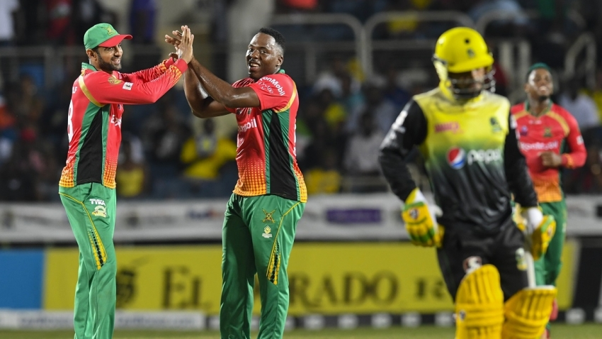 Warriors hand Tallawahs third home loss