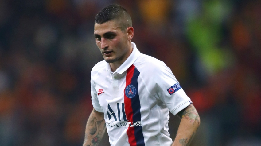 Tuchel worried about 'big injury' for Verratti
