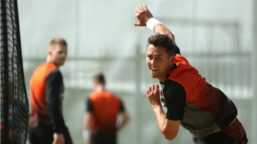 Black Caps monitoring Boult, Australia unchanged