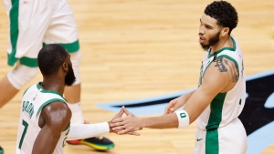 Celtics edge Heat, Bucks win third straight