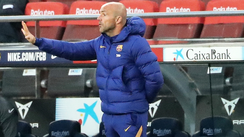 Schreuder after Atletico draw: Barcelona can still win LaLiga title