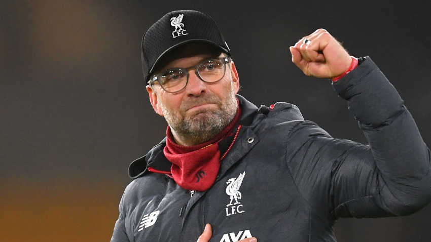 Klopp: I'm still the normal one