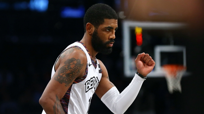 If it's harsh, stay the f*** out – Kyrie Irving defends his leadership