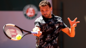 Dimitrov edges Johnson for first win since French Open