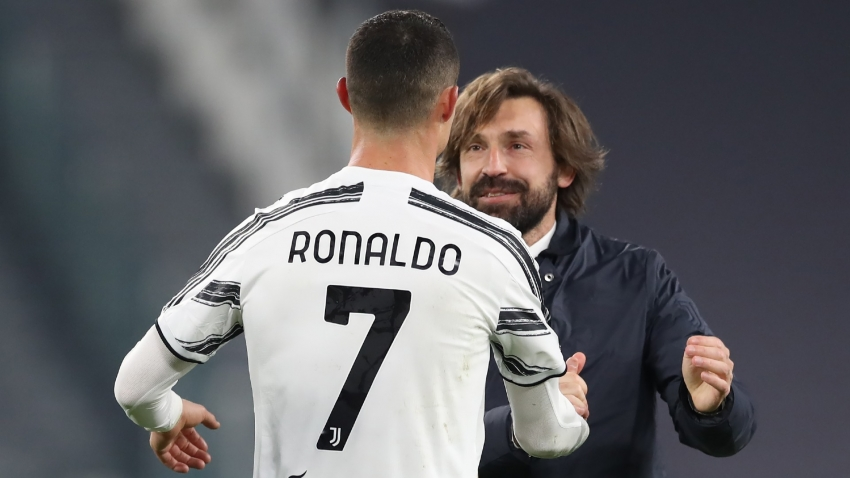 Pirlo ready to fight on all fronts as Juve lean on ever-reliable Ronaldo