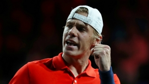 Title breakthrough for Shapovalov in Stockholm