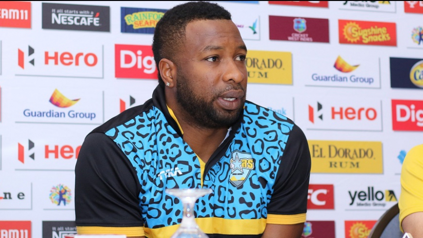 Captain Pollard confident Stars can turn things around against the Tallawahs