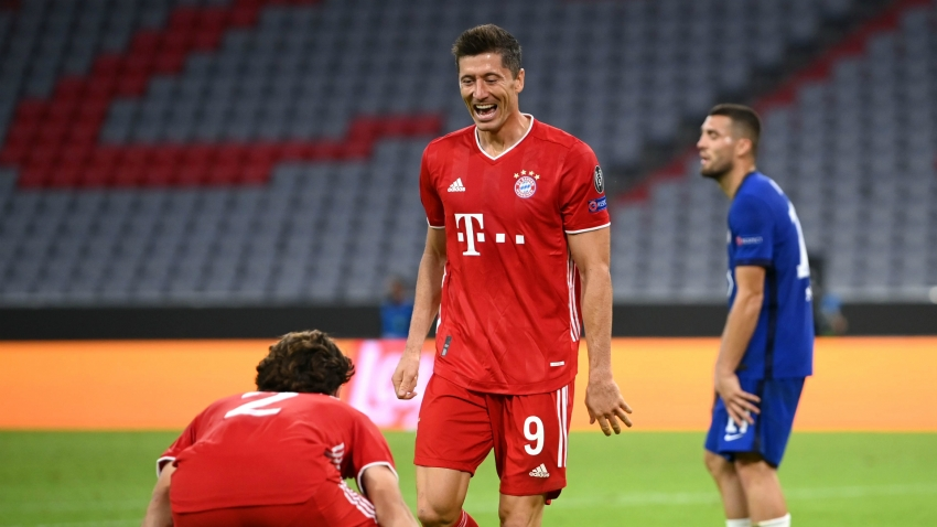 Lewandowski not interested in Ronaldo record as he eyes 'dangerous' Barcelona
