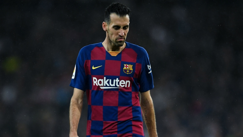 A 'difficult task' for Barcelona to retain LaLiga title, claims Busquets