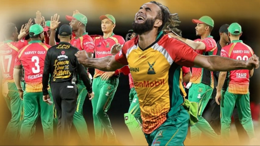 CPL Draft: Imran Tahir stays to lead strong Warriors bowling