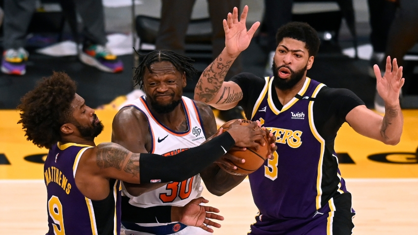 LeBron still out as Lakers claim key OT win, 76ers miss chance to secure top seeding