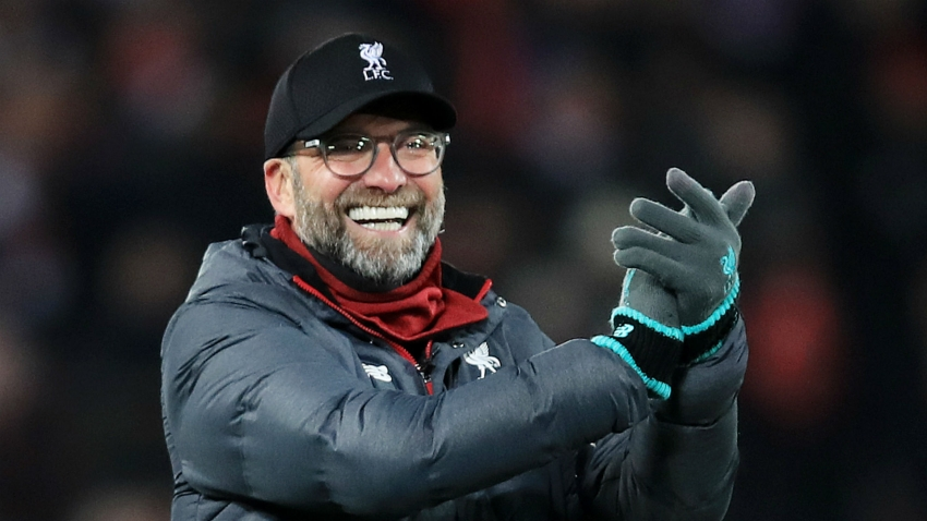 Salzburg boss Marsch lauds Liverpool's Klopp as world's best coach