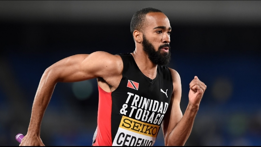 Third-place finishes for TTO's Cedenio, Greaux in Padova