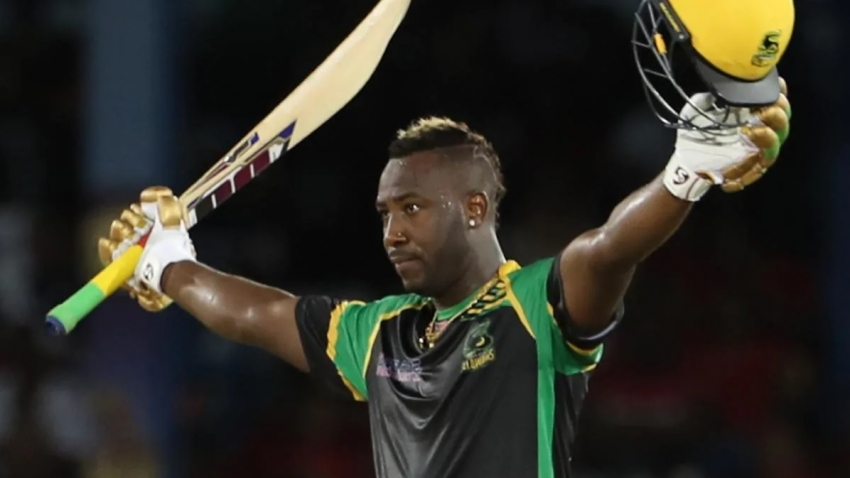 Tallawahs CEO confident Russell will be back for 2021 CPL season