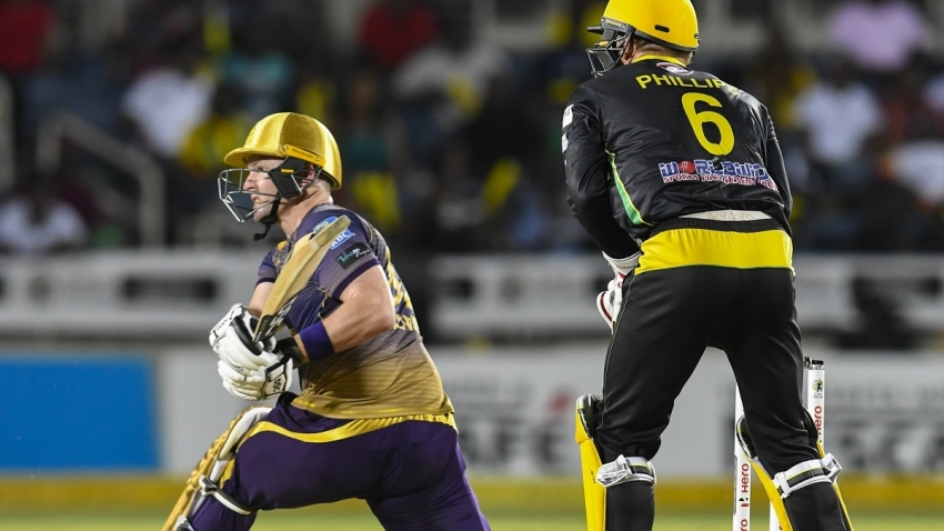 Record night for Knight Riders sends Tallawahs to fourth straight loss