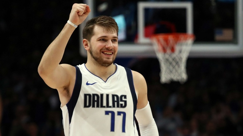 Doncic numbers 'hard to fathom' for gleeful Mavs coach Carlisle