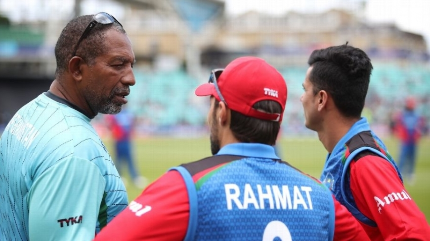Former Windies coach Simmons in the wars as Afghanistan struggles