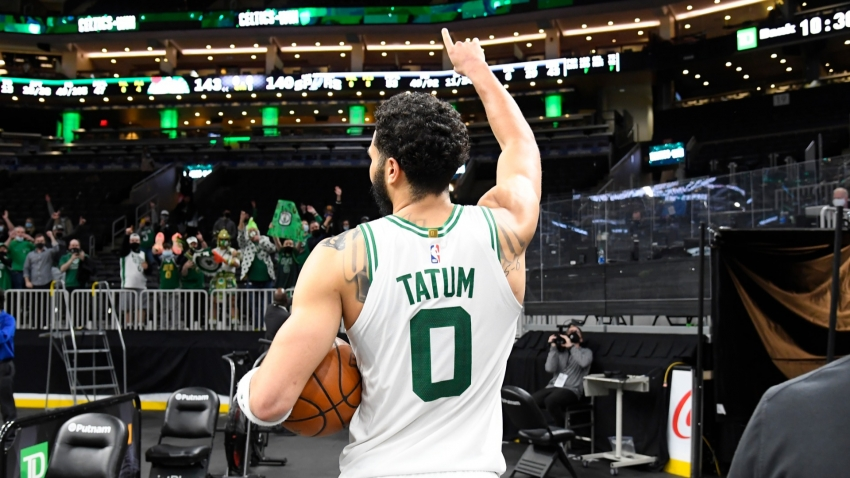 NBA Heat Check: Tatum keeps Celtics in chase but MVP race is settled