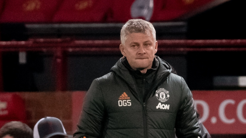 Solskjaer admits Man Utd fan protests were a disruption