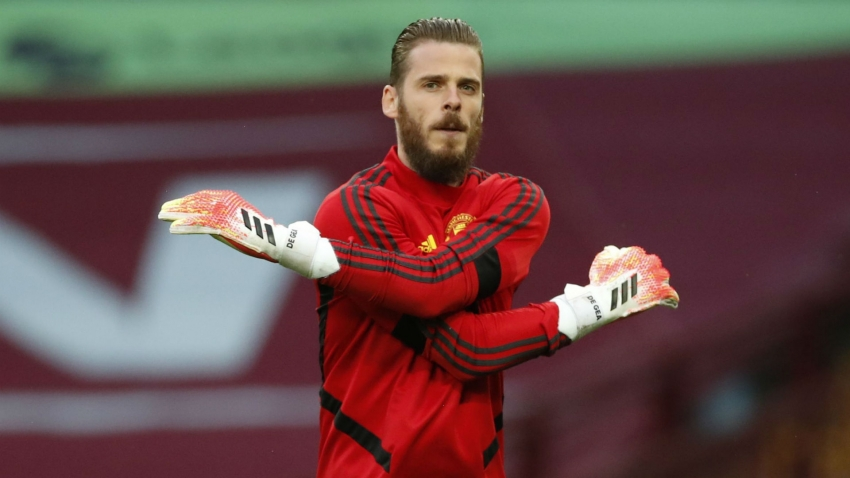 De Gea surpasses Schmeichel to break Man Utd record