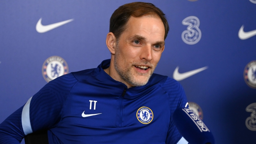 Chelsea can match Man City standard, says Tuchel