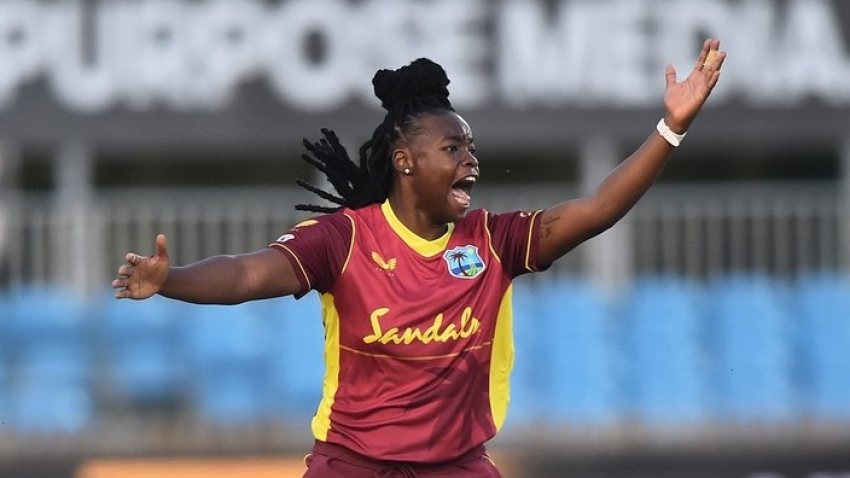 England take 4-0 lead over Windies Women
