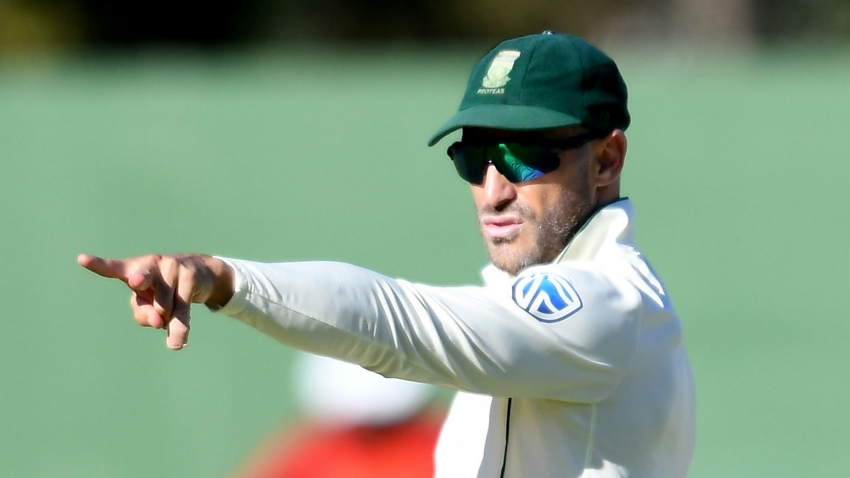 Du Plessis: Wanderers Test could be my last at home
