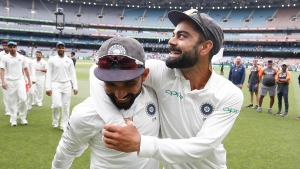 Rahane still India's most important Test batsman, says Kohli after humbling loss