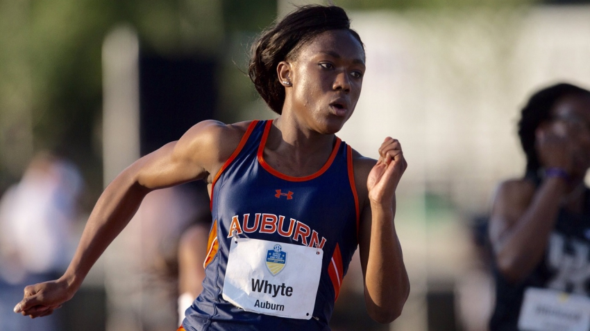 Whyte makes surprise move from Auburn to Florida