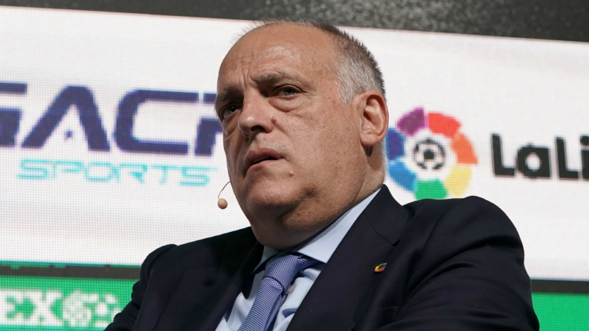 CAS is not up to standard – LaLiga chief Tebas fumes at Man City verdict