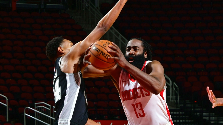 James Harden Misses Rockets Camp After Reportedly Spotted At Vegas Club