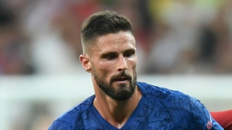 Giroud is right to be unhappy, says Chelsea boss Lampard