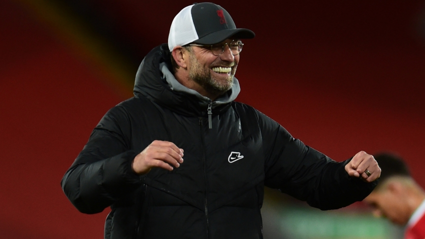 Klopp eyeing perfect run-in from Champions League-chasing Liverpool
