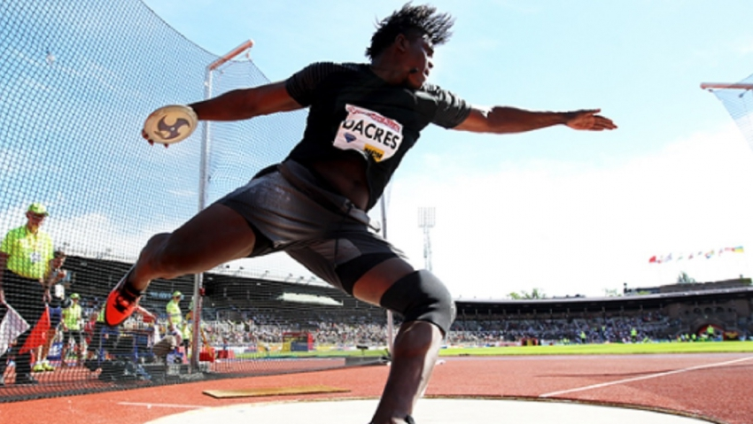 Dacres adds NACAC discus gold to growing list of wins