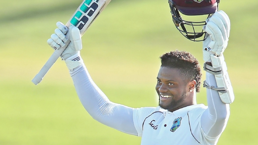 Shepherd's maiden ton rescues West Indies 'A' on opening day
