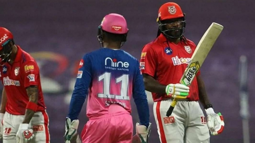 'How long can struggling Gayle stay in line-up, at this stage of his career?' - former India bowler claims WI batsman presents problem for Kings XI
