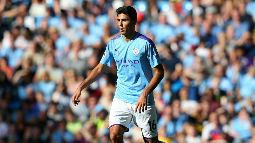 Rodri 'growing a lot' under Guardiola at Manchester City