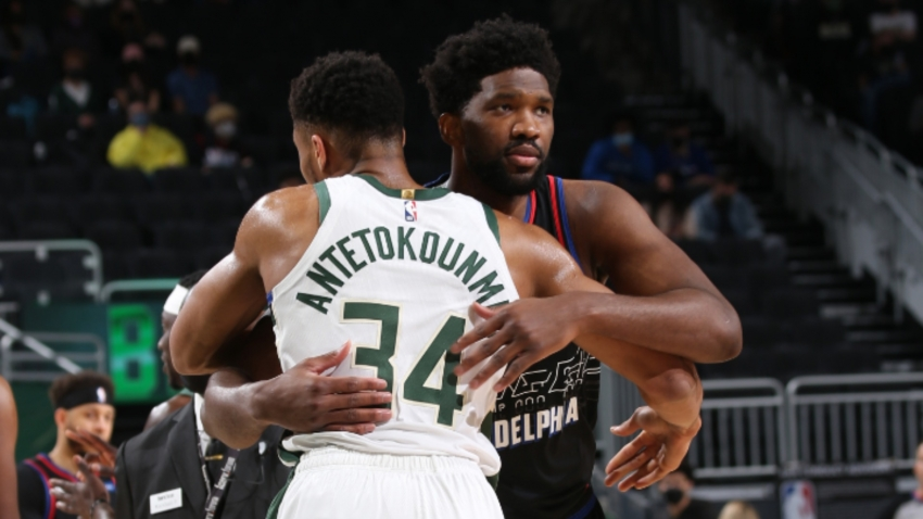 NBA Big Game Focus: Giannis out to boss Embiid and the Sixers again