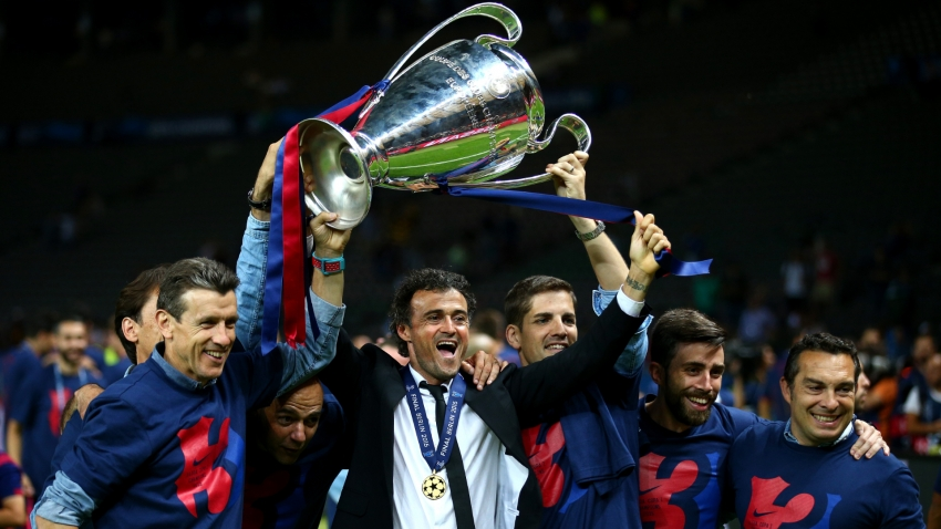 Juve will be s******g themselves! Luis Enrique reveals Champions League final team talk
