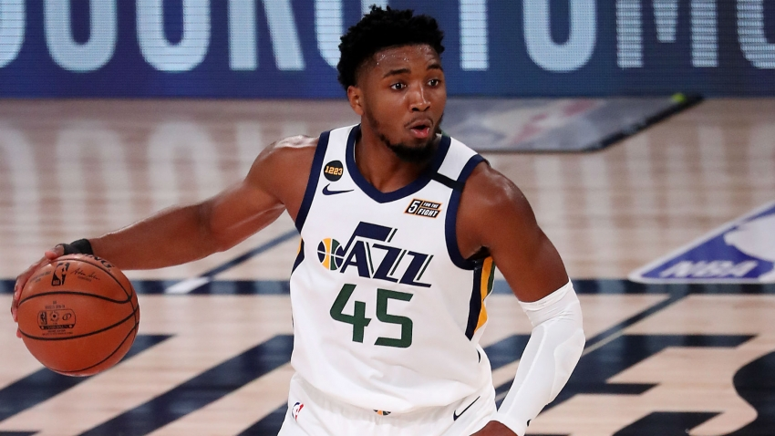 Donovan Mitchell signs max extension with Jazz - report