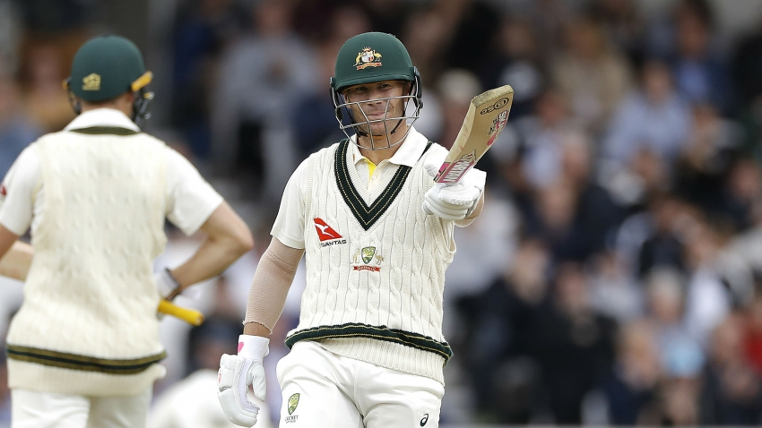 Ashes 2019: Warner thanks Ponting for keeping him on track
