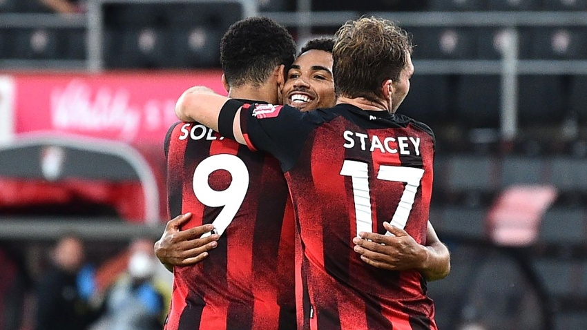 Bournemouth 4-1 Leicester City: Foxes capitulate as hosts' survival hopes are boosted