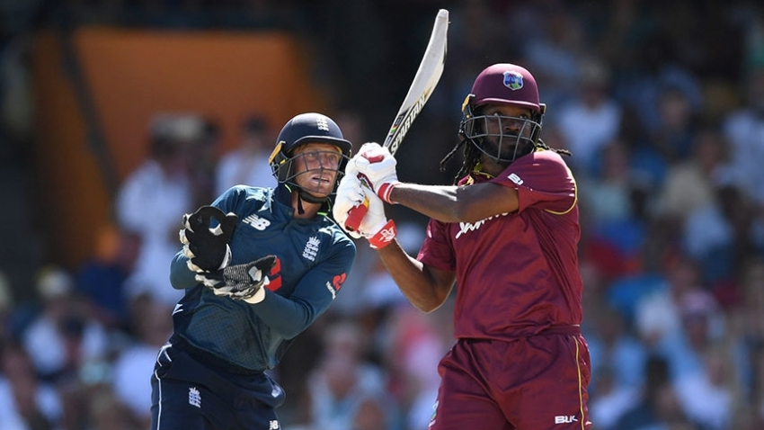Holder credits belligerent Gayle despite losing effort for Windies