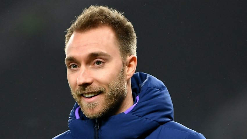 Eriksen travels with Spurs but left out of squad as Inter move nears