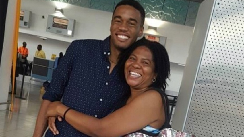 Akeem Bloomfield pleads for help for mother diagnosed with breast cancer