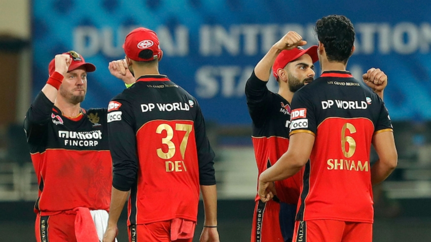 RCB claim opening win after Sunrisers' sorry collapse