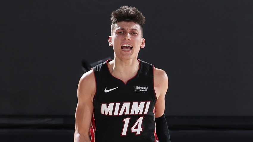 'They said my wingspan was too short' - Herro having the last laugh as Heat close in on NBA Finals