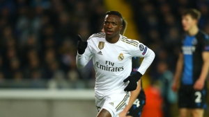 Club Brugge 1-3 Real Madrid: Rodrygo and Vinicius Junior on target for Zidane's men