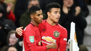 Manchester United 3-0 Colchester United: Rashford and Martial fire Solskjaer's men into semi-finals