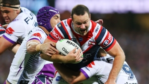 Sydney Roosters 14-6 Melbourne Storm: Defending champions through to NRL Grand Final
